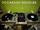 Bonjour je vend mon matériel DJ complet!