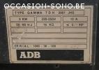 Lot de 6 x Découpes ADB 2000W