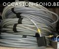 Lot de câbles BULGIN